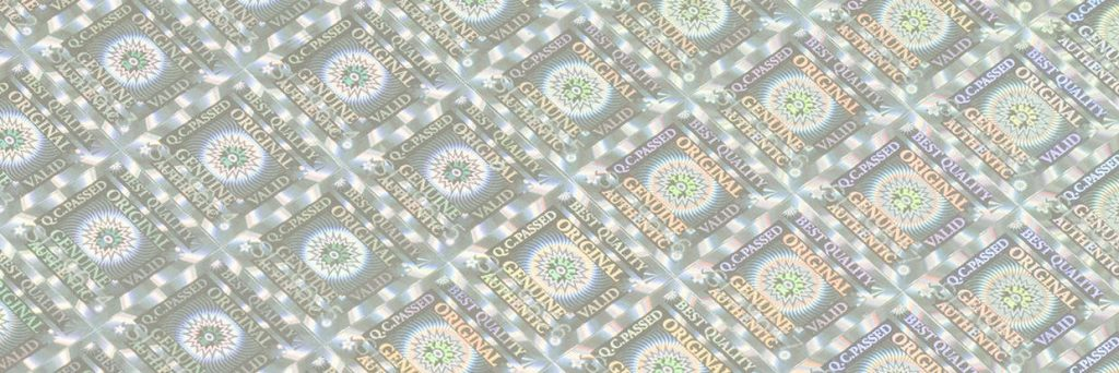 Security Hologram Labels and Seals – – Custom labels from